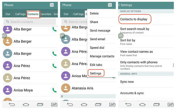 recover deleted contacts android