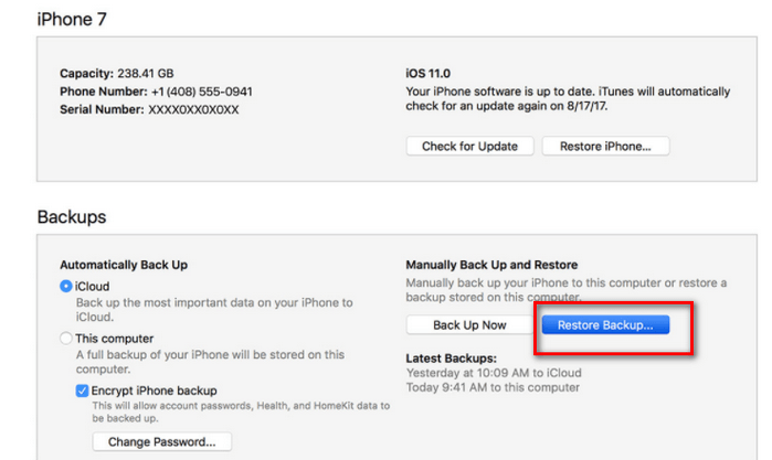 Top 4 Ways to Fix iPhone Stuck on Apple Logo Screen?