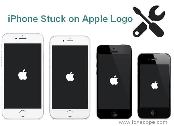 iphone 4 stuck on apple logo top 4 ways to fix iphone stuck on apple logo screen 19293