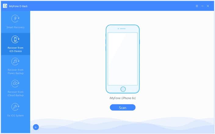 connectez votre iPhone endommagé par l'eau à l'ordinateur
