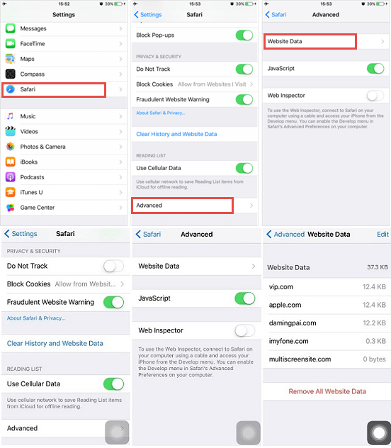 How Can I Find Recover Deleted Safari History On Iphone Ipad