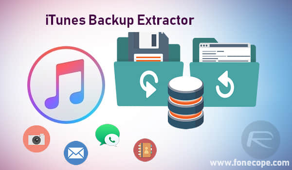 Best 4 iTunes/iPhone Backup Extractor on Mac, PC (Fast and Safe)