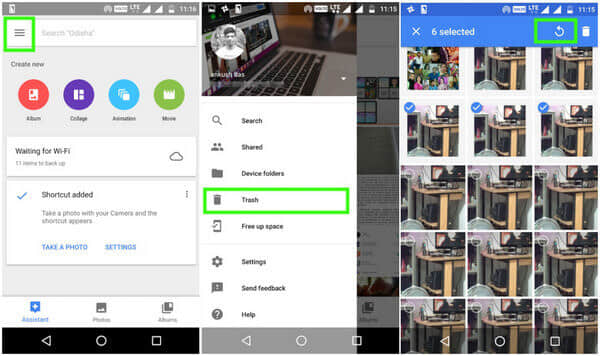 Solved How I Recover Deleted Lost Photos From Android