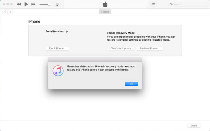 6 Ways to Fix iPhone Stuck in Endless Bootloop (iOS 12/11/10)