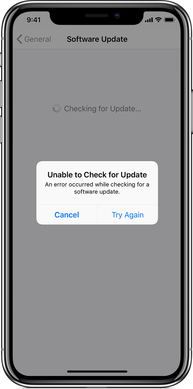 7 Methods to Fix iPhone/iPad Won't Update to iOS 12/11