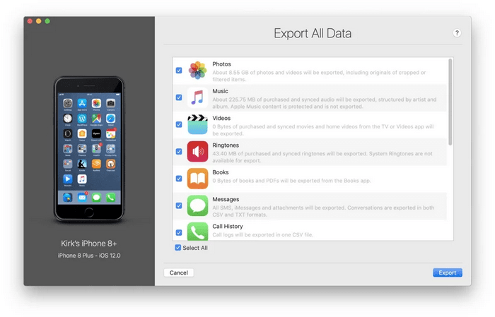 iMazing Review and Its Best 3 Alternative iOS Manager PC/Mac