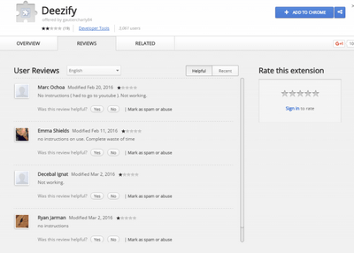 Deezify Spotify To Mp3