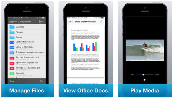 Top 10 Excellent iOS File Manager for iPhone/iPad Review