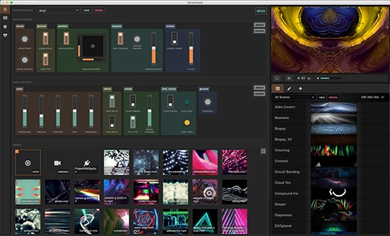 All Collection of Spotify Music Visualizer of 2019