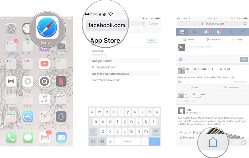 Free and Effective to Clear up Facebook Cache on iPhone/iPad