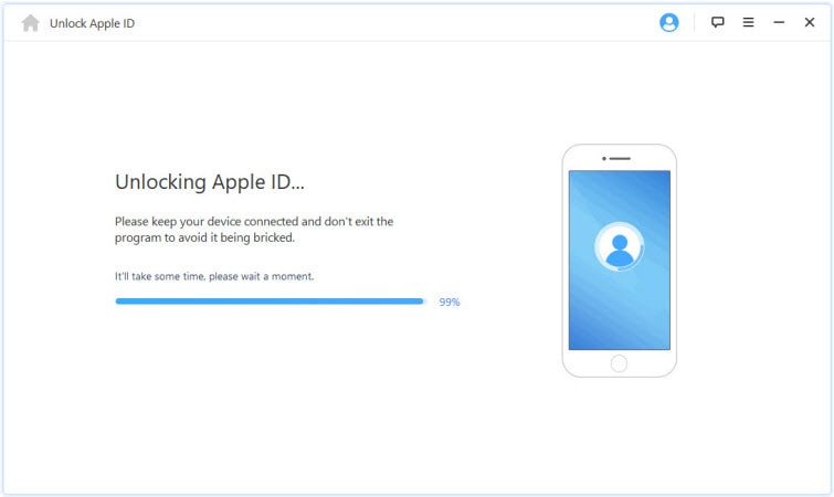 My apple id was disabled