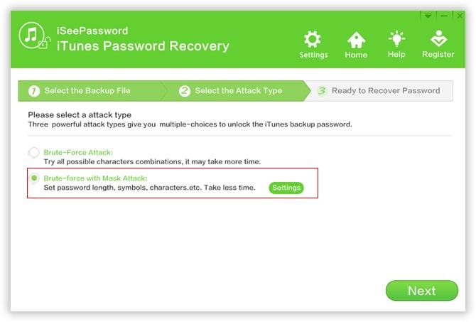 iseepassword itunes password recovery serial number