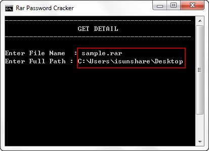 rar password remover free download with crack