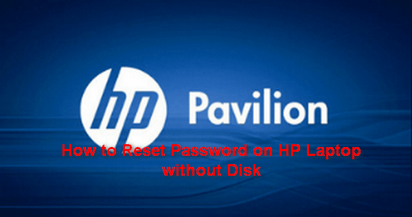 how to bypass password on hp laptop windows 10