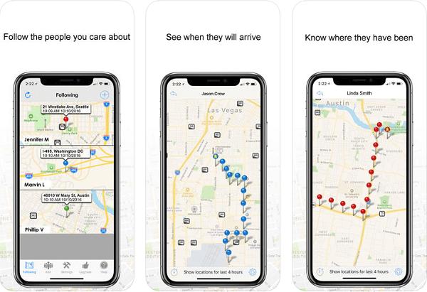 best 11 iphone gps tracking apps in 2019. Black Bedroom Furniture Sets. Home Design Ideas