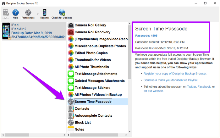 How to Recover Your Forgotten Screen Time Passcode? Solved!