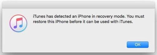 mode dfu fixe iphone bloqué sur le logo apple
